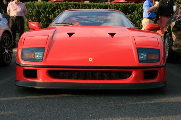 Ferrari F40 Cars & Coffee Great Falls