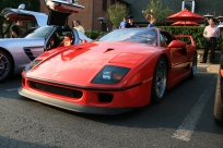 Ferrari F40 Front Corner