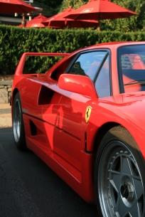 Ferrari F40 Profile