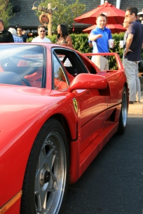 Ferrari F40 Front Left