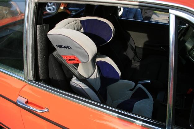 BMW 2002 Car Seat