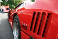 Ferrari F40 3/4 View