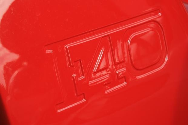 Ferrari F40 Logo